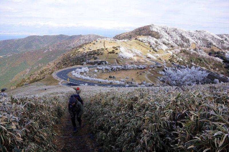 金冠山と達磨山、うなぎ_a0165316_09070424.jpg