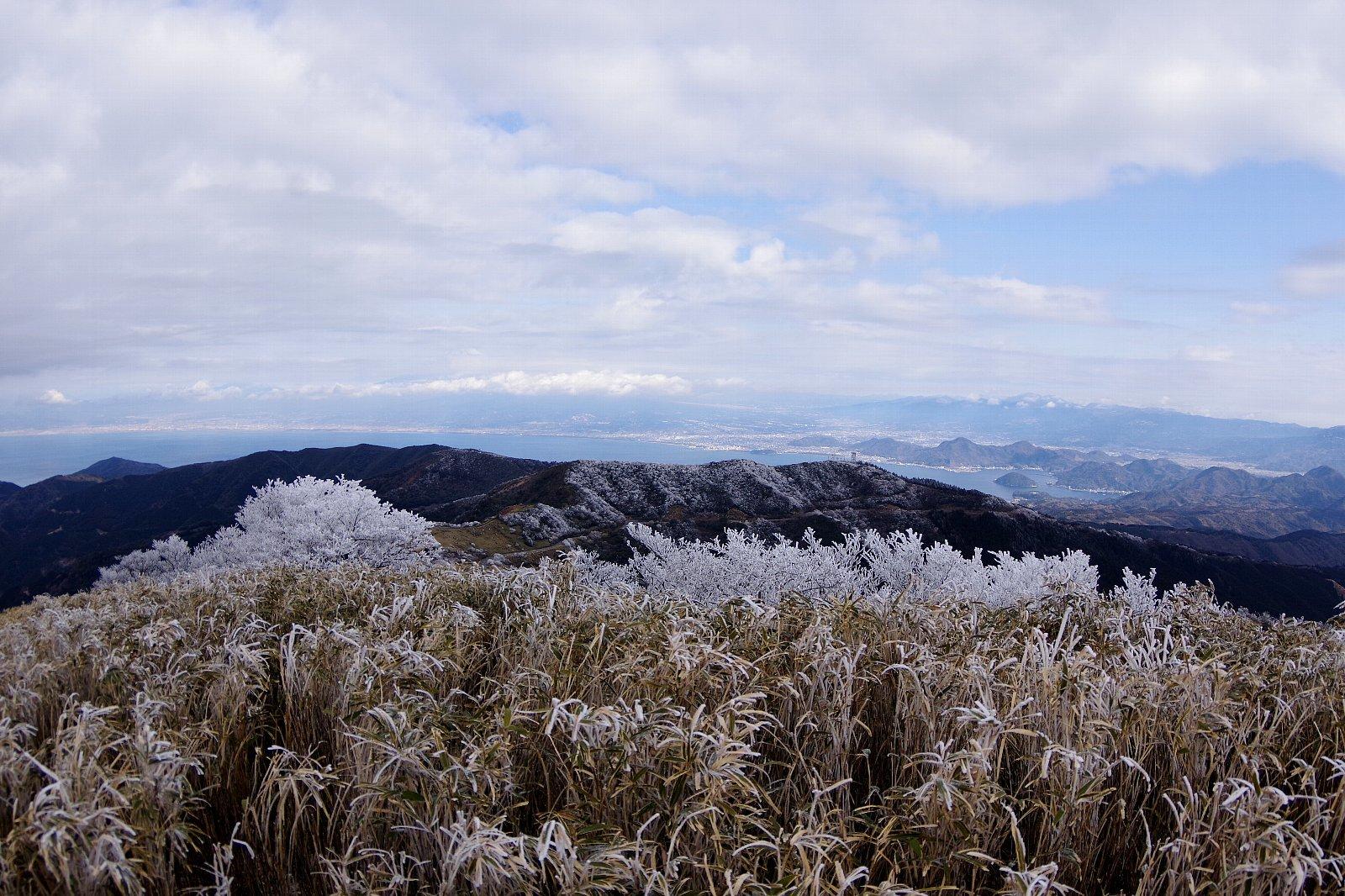 金冠山と達磨山、うなぎ_a0165316_09094383.jpg