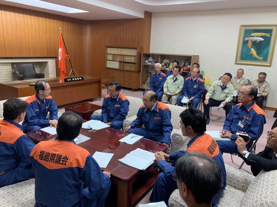 『台風19号 災害対策会議と要望』_f0259324_20554786.jpg
