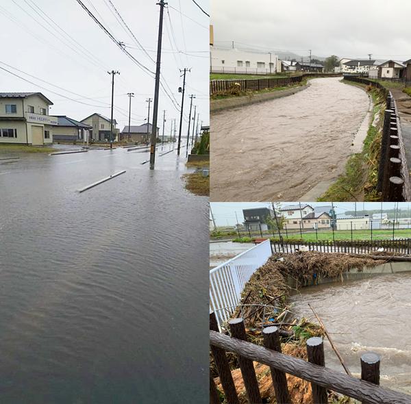 台風19号 野田村も復旧作業中!_c0259934_16381934.jpg
