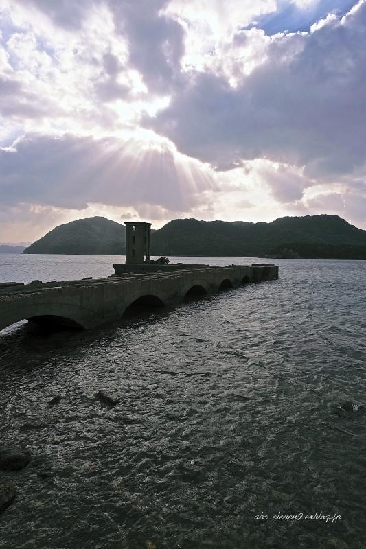 戦争遺構 「魚雷発射試験場」①_f0315034_15502592.jpg