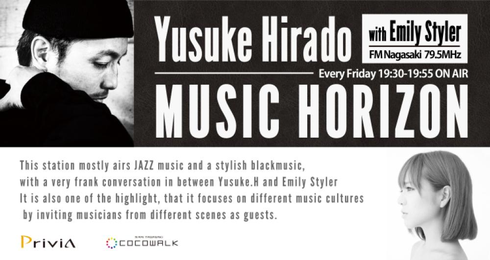 YUSUKE HIRADO MUSIC HORIZON