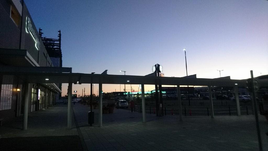 新函館北斗駅のおがーるにセラピア製品納品_b0106766_17563583.jpg
