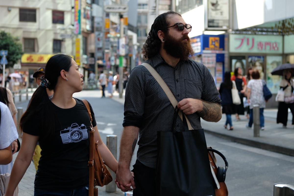 渋谷な人々~Ⅰ_c0084666_22234146.jpg