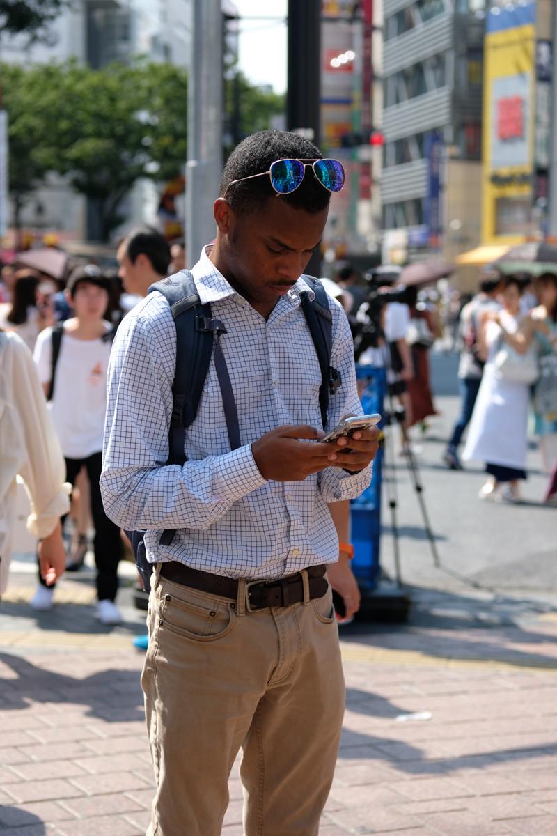渋谷な人々~Ⅱ_c0084666_22284305.jpg