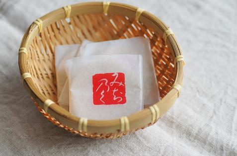 10/14 賣茶翁(ばいさおう)のお菓子 - 「あなたに似た花。」