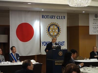 横浜東ロータリークラブで卓話をさせていただきました_e0190287_11135775.jpg
