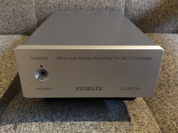 FIDELIX (フィデリックス) のMCヘッドアンプ LIRICO (リーリコ) を試聴しました。_b0292692_17162389.jpg