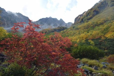 2019年10月5-7日 紅葉の涸沢、穂高を楽しむ_c0242406_14290278.jpg