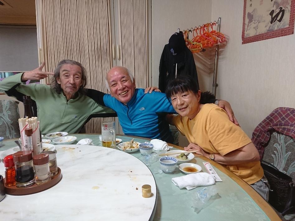 22019年10月11日千葉県がんセンター山の会の今シーズン打ち上げの会_c0242406_16142686.jpg