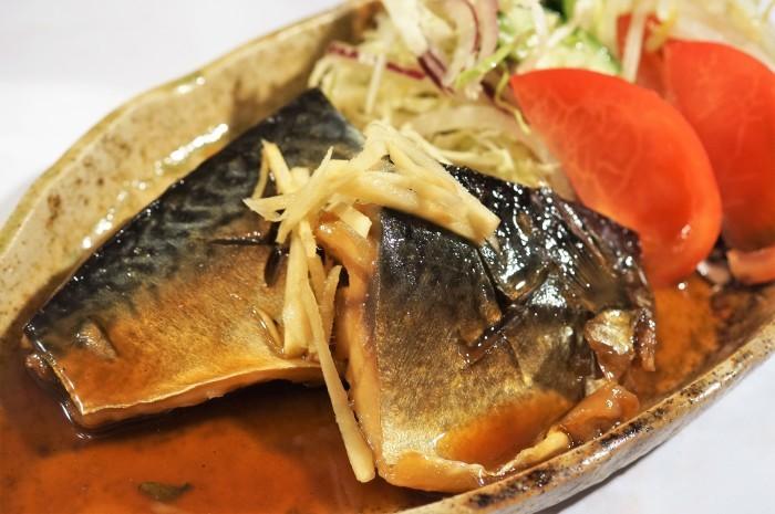 ■晩ご飯・和食【真サバの味噌煮レシピ】_b0033423_23221132.jpg