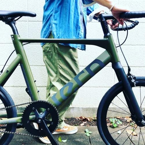 2020 tern ターン 「 SURGE UNO 」サージュウノ アンプ ミニベロ 650c おしゃれ自転車 自転車女子 自転車ガール BMX クラッチ rip_b0212032_15212054.jpeg