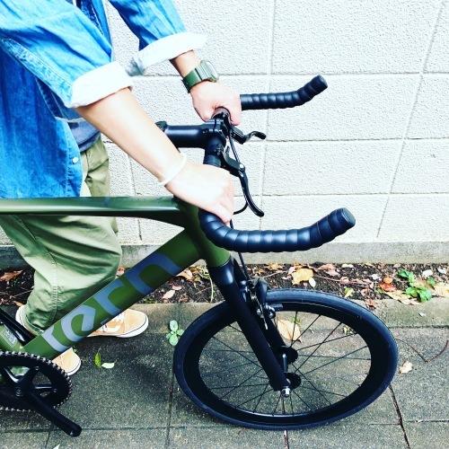 2020 tern ターン 「 SURGE UNO 」サージュウノ アンプ ミニベロ 650c おしゃれ自転車 自転車女子 自転車ガール BMX クラッチ rip_b0212032_15220601.jpeg