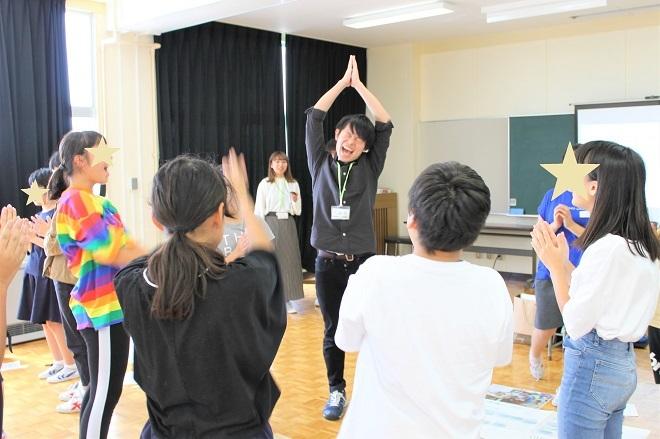 新潟市立鎧郷小学校においてワークショップを行いました_c0167632_16062862.jpg