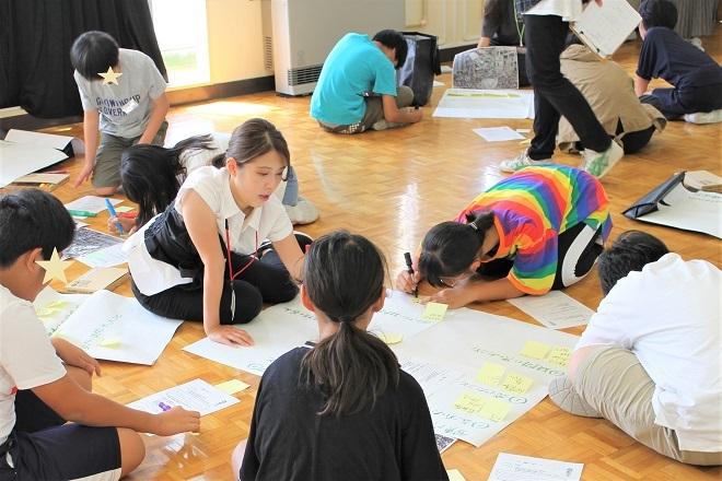 新潟市立鎧郷小学校においてワークショップを行いました_c0167632_16063673.jpg