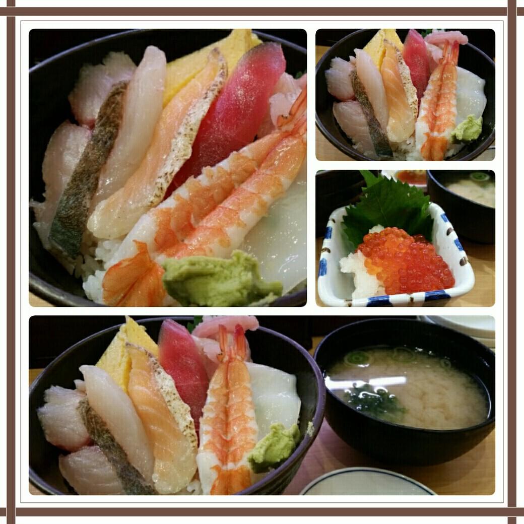 松屋の寿司バージョン♪その名もすし松♪(=^ω^)_d0219834_12273497.jpg
