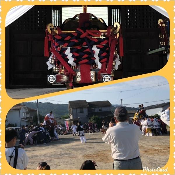 松山秋祭り!_a0167735_22455957.jpg