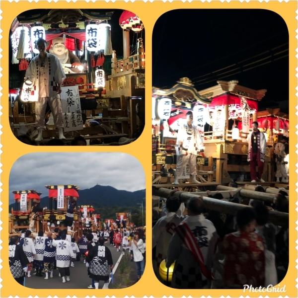 松山秋祭りに続き〰️(笑)_a0167735_22520401.jpg