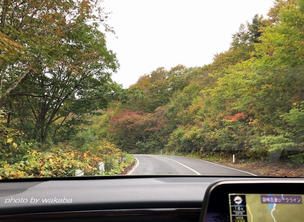 磐梯吾妻スカイラインの紅葉は浄土平付近がきれいでした(^^♪_e0052135_16180715.jpg