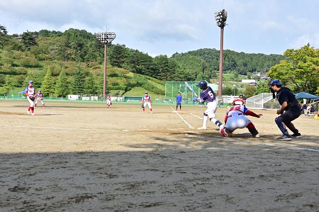 2019第14回ナガセケンコー杯二本松大会 前沢VS富沢②_b0249247_23252624.jpg