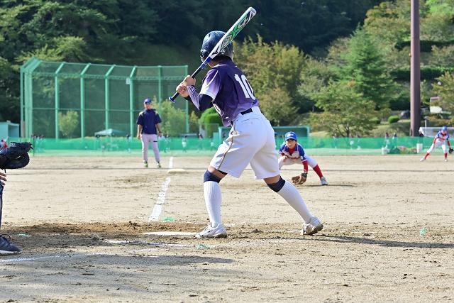 2019第14回ナガセケンコー杯二本松大会 前沢VS富沢②_b0249247_23253131.jpg