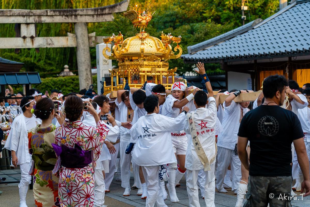 晴明神社 神幸祭 -2-_f0152550_21392732.jpg