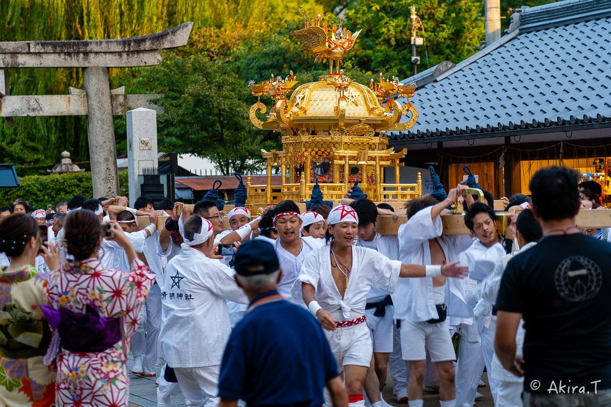 晴明神社 神幸祭 -2-_f0152550_21393533.jpg