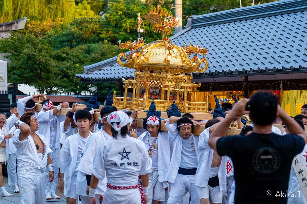 晴明神社 神幸祭 -2-_f0152550_21394492.jpg