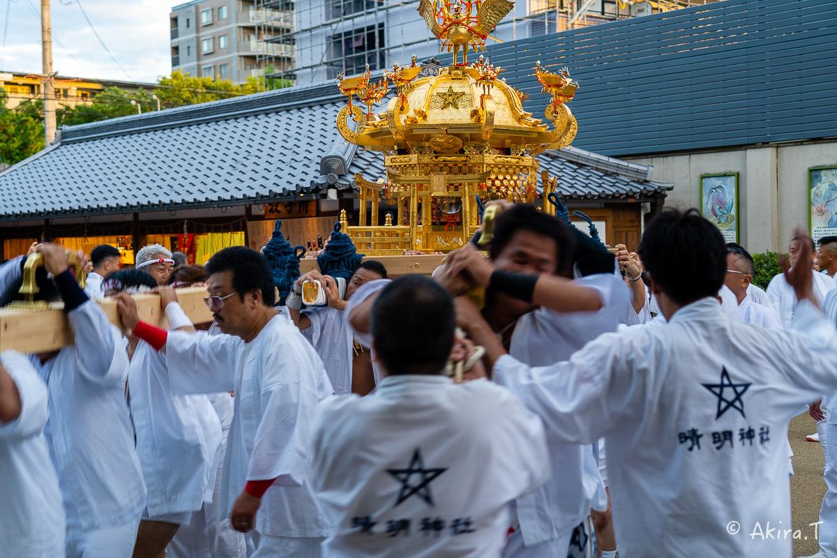 晴明神社 神幸祭 -2-_f0152550_21400442.jpg
