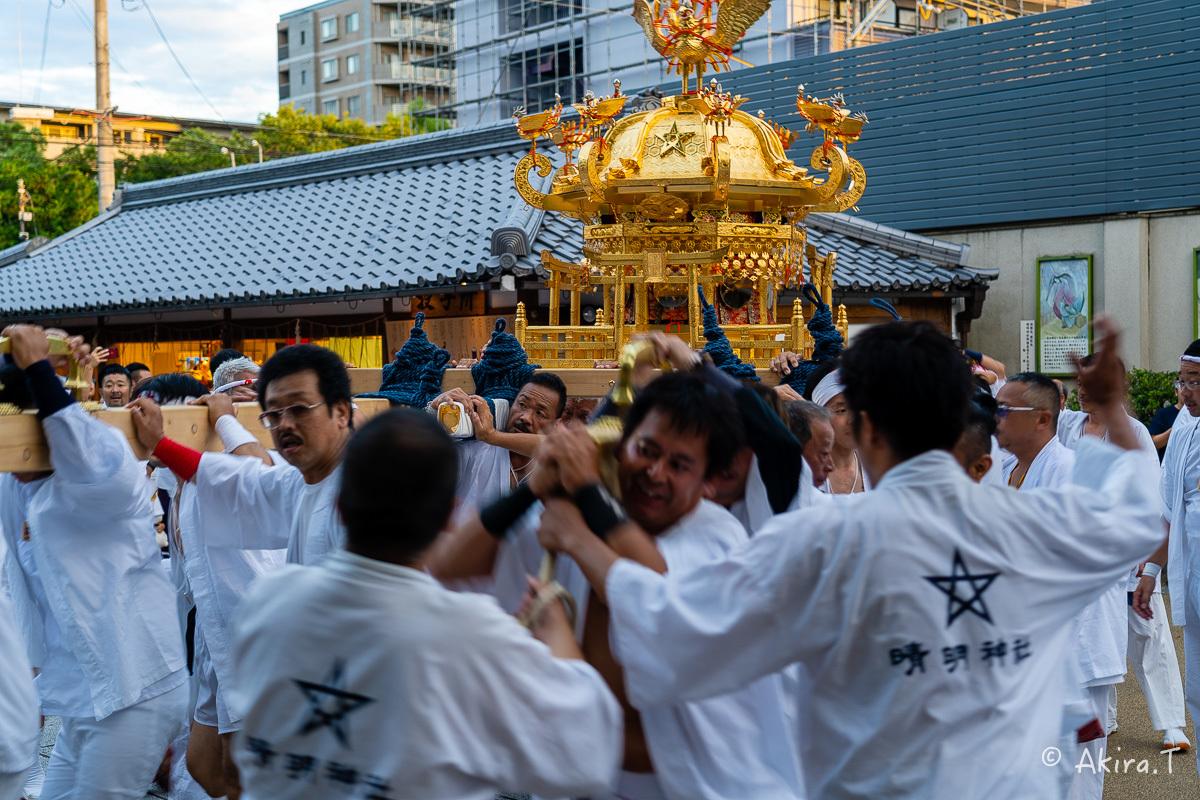 晴明神社 神幸祭 -2-_f0152550_21401687.jpg
