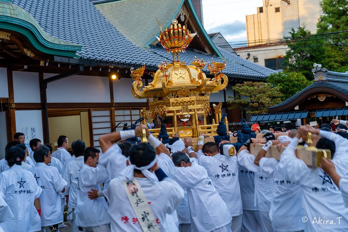 晴明神社 神幸祭 -2-_f0152550_21402646.jpg