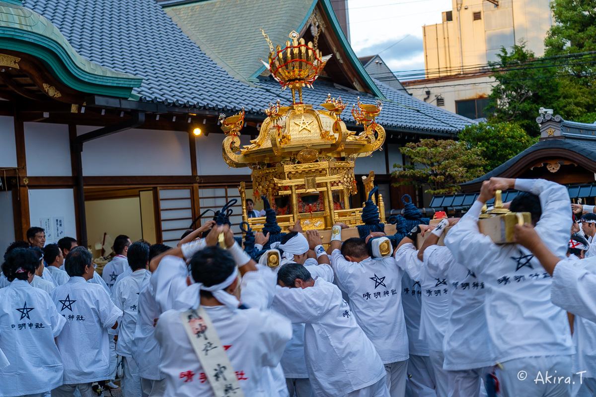 晴明神社 神幸祭 -2-_f0152550_21403654.jpg