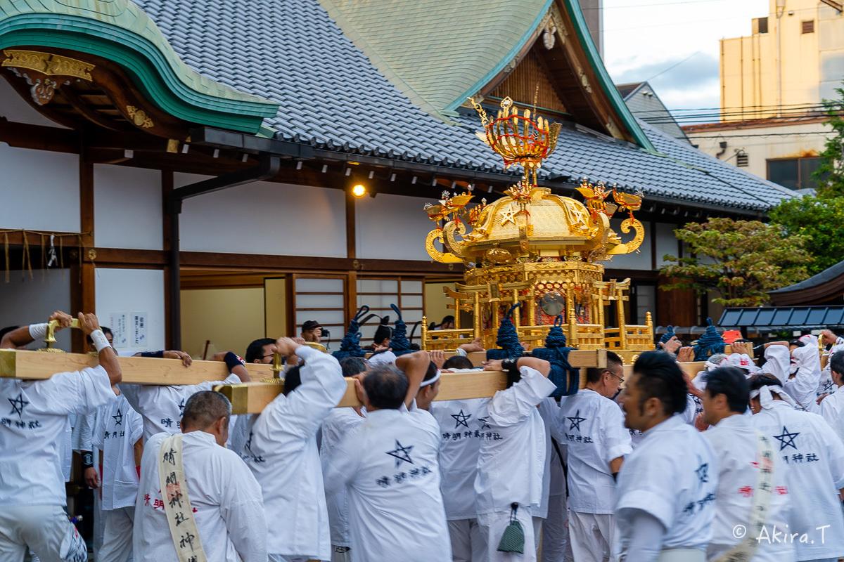 晴明神社 神幸祭 -2-_f0152550_21404572.jpg