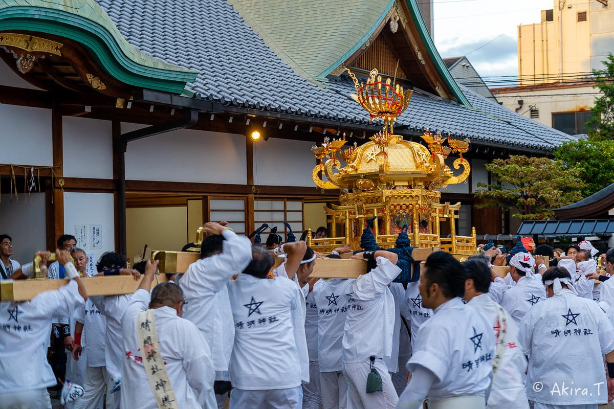 晴明神社 神幸祭 -2-_f0152550_21415947.jpg