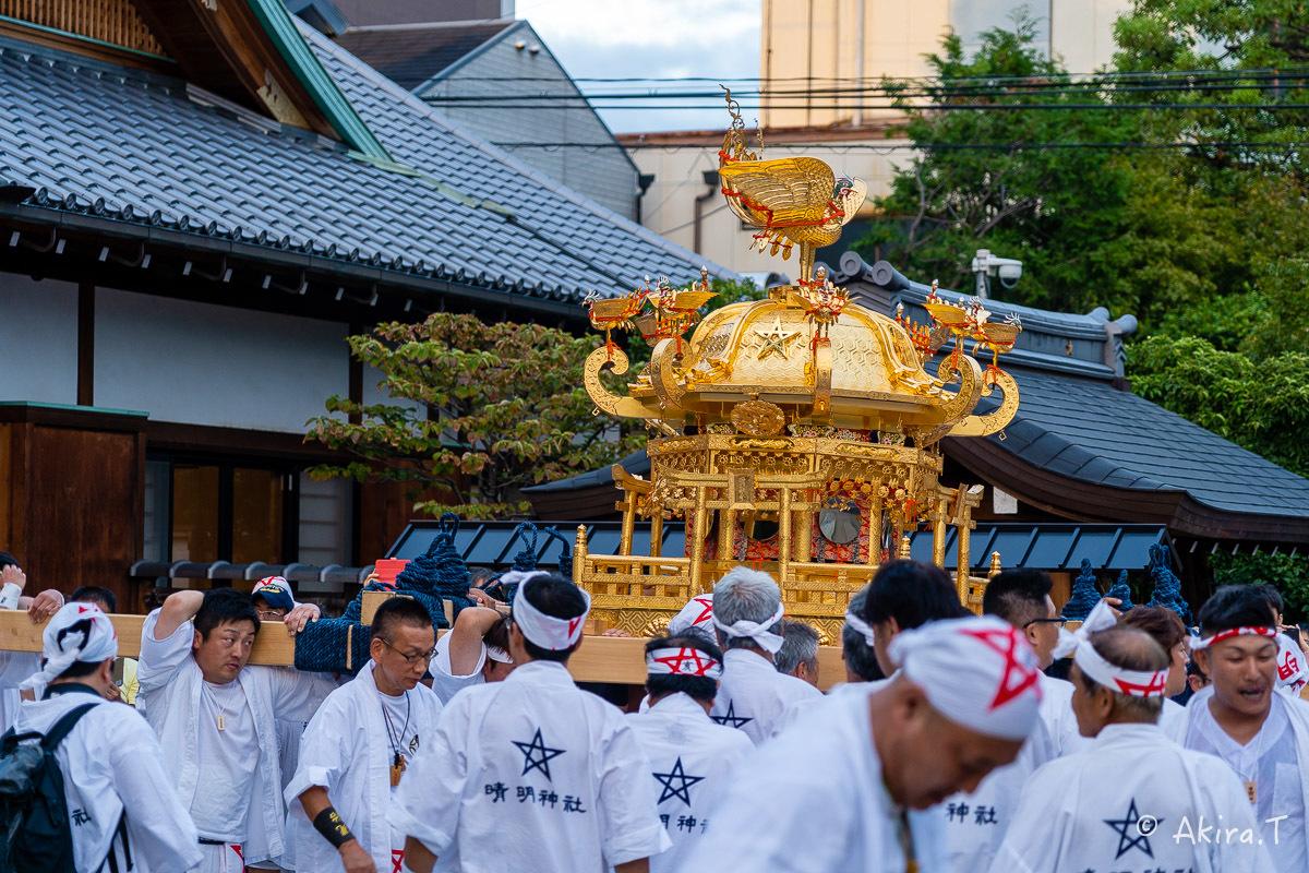 晴明神社 神幸祭 -2-_f0152550_21421567.jpg