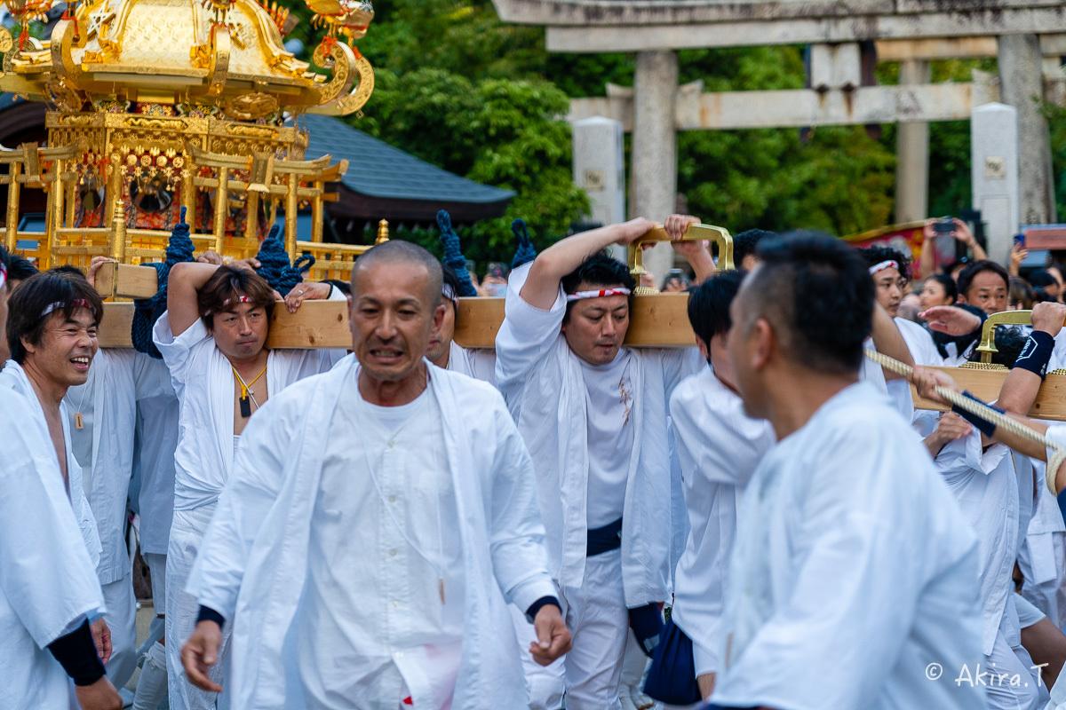 晴明神社 神幸祭 -2-_f0152550_21425401.jpg
