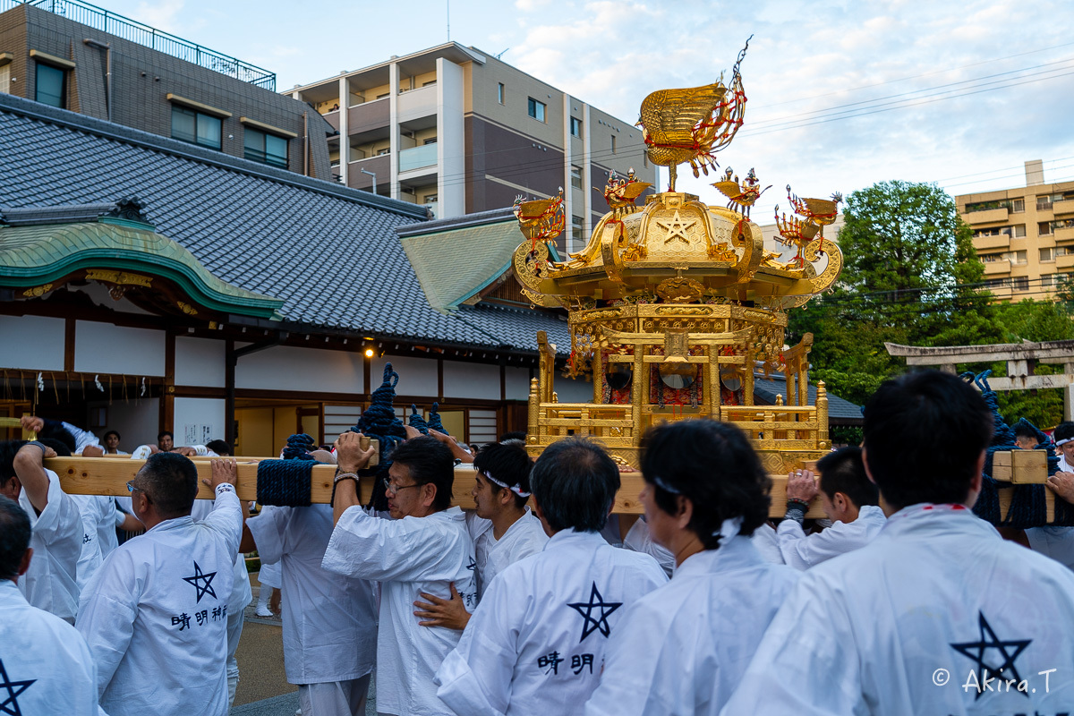晴明神社 神幸祭 -2-_f0152550_21432098.jpg