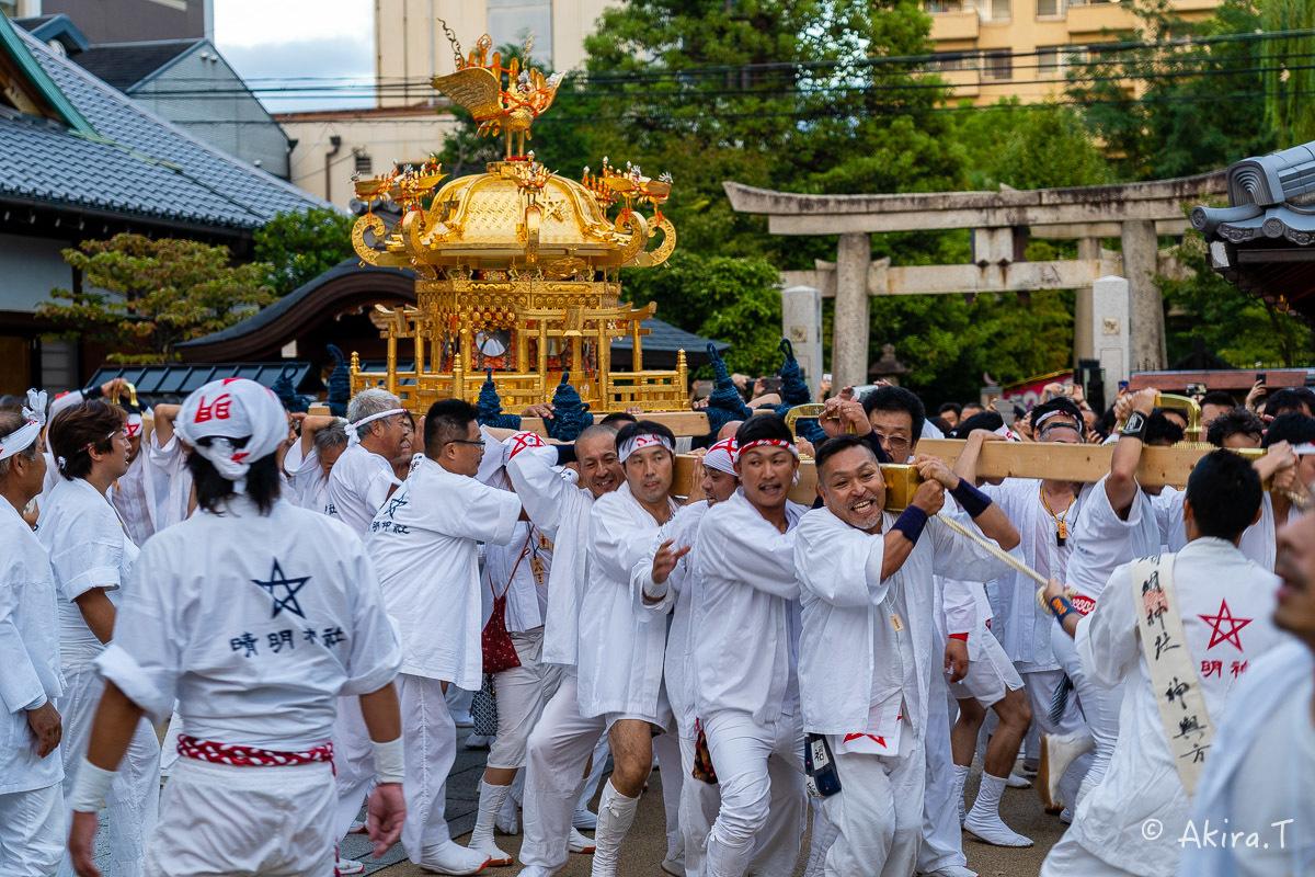 晴明神社 神幸祭 -2-_f0152550_21433673.jpg