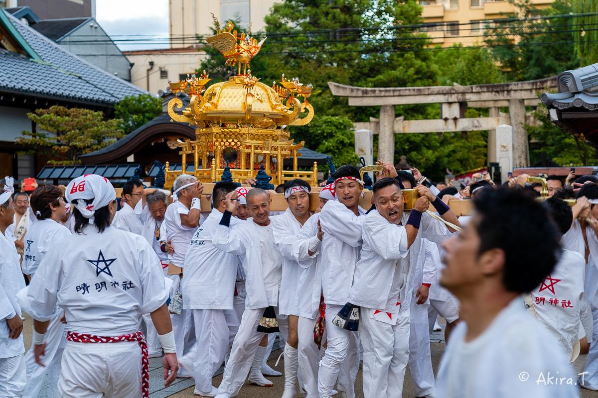 晴明神社 神幸祭 -2-_f0152550_21441831.jpg