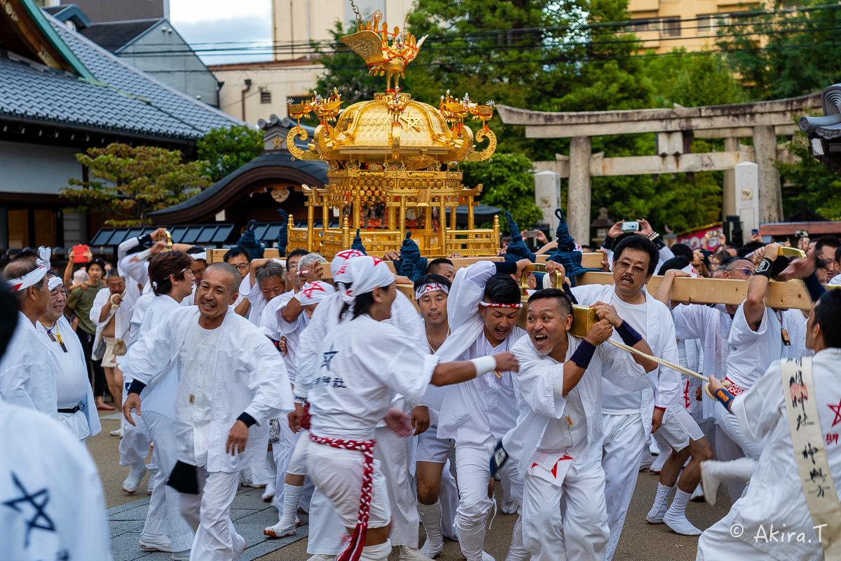 晴明神社 神幸祭 -2-_f0152550_21444834.jpg