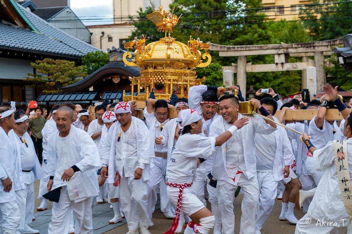 晴明神社 神幸祭 -2-_f0152550_21450348.jpg