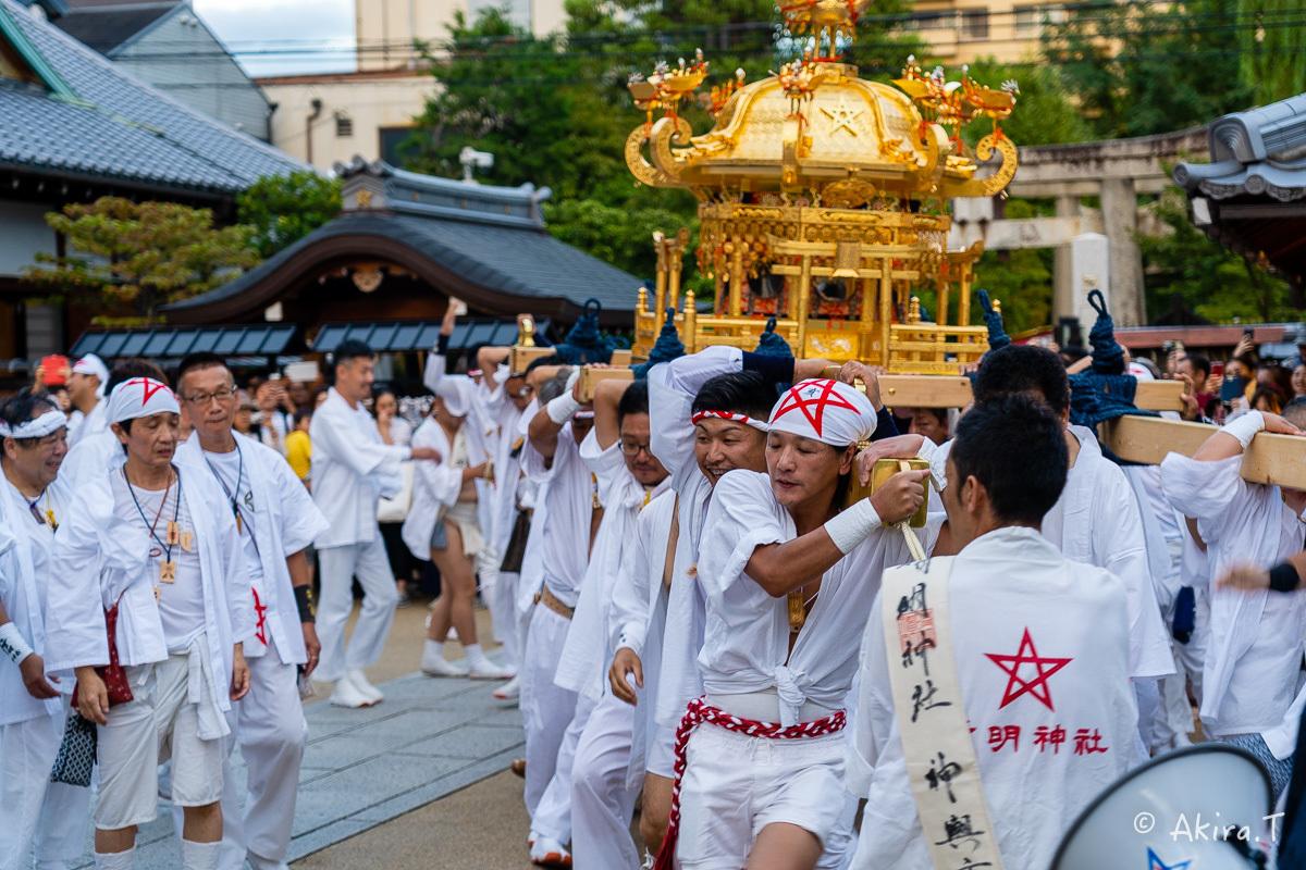 晴明神社 神幸祭 -2-_f0152550_21451955.jpg