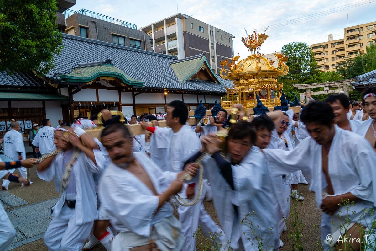 晴明神社 神幸祭 -2-_f0152550_21461846.jpg