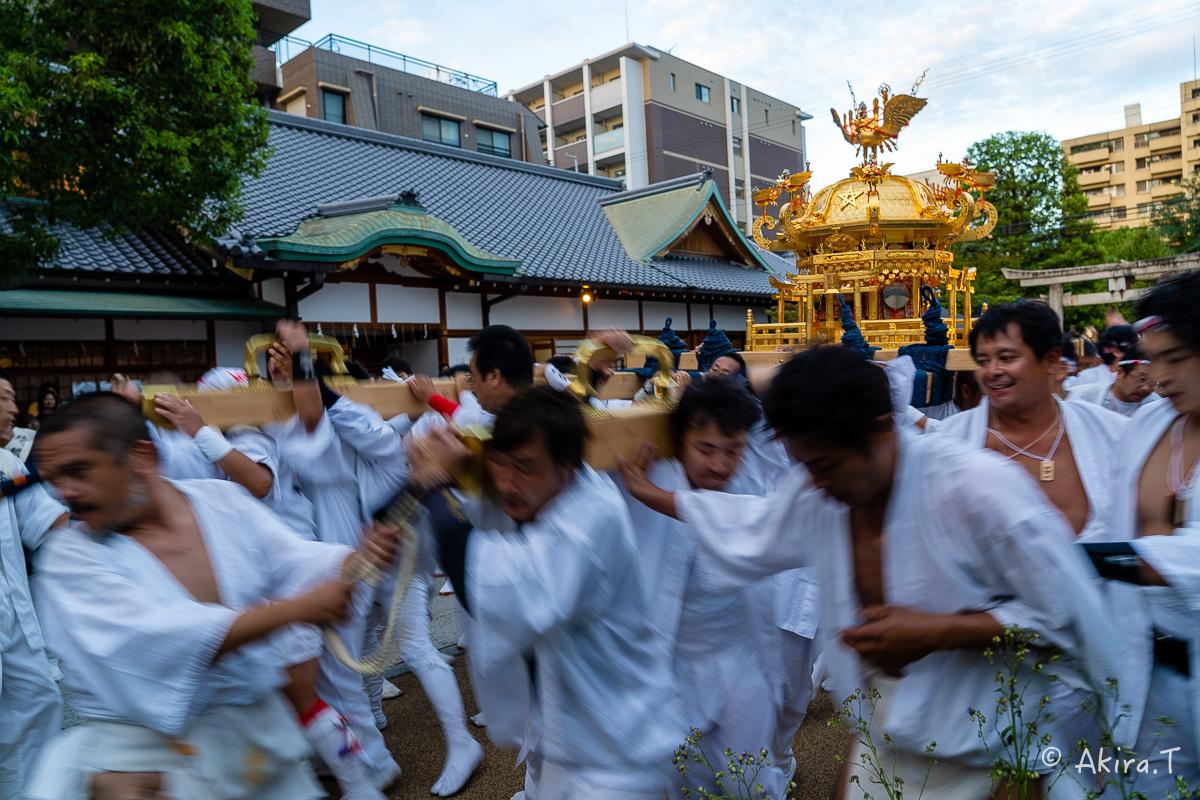 晴明神社 神幸祭 -2-_f0152550_21463507.jpg