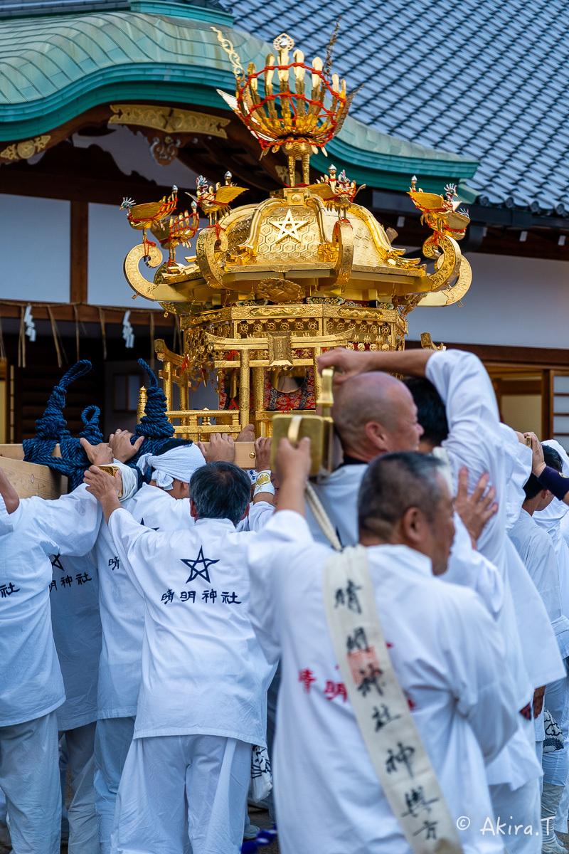 晴明神社 神幸祭 -2-_f0152550_21465093.jpg