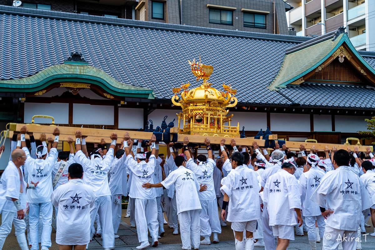 晴明神社 神幸祭 -2-_f0152550_21470697.jpg