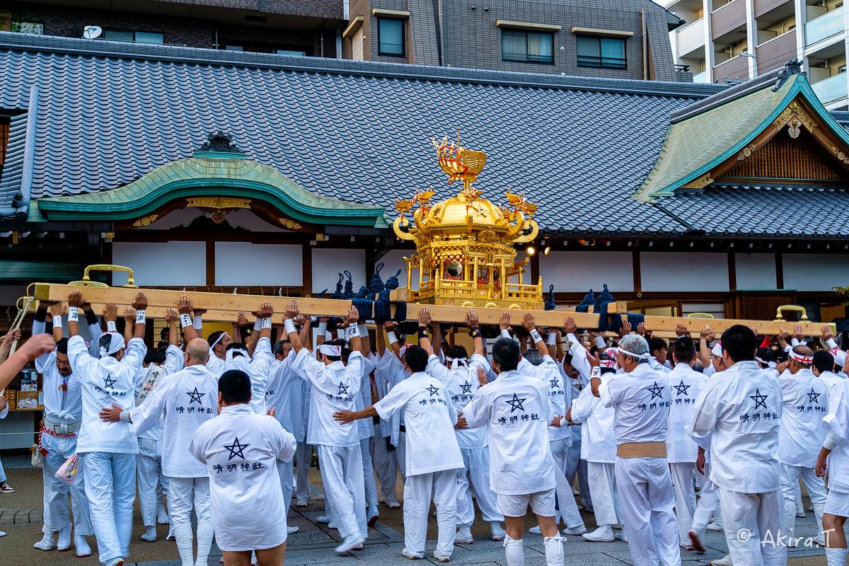 晴明神社 神幸祭 -2-_f0152550_21472048.jpg