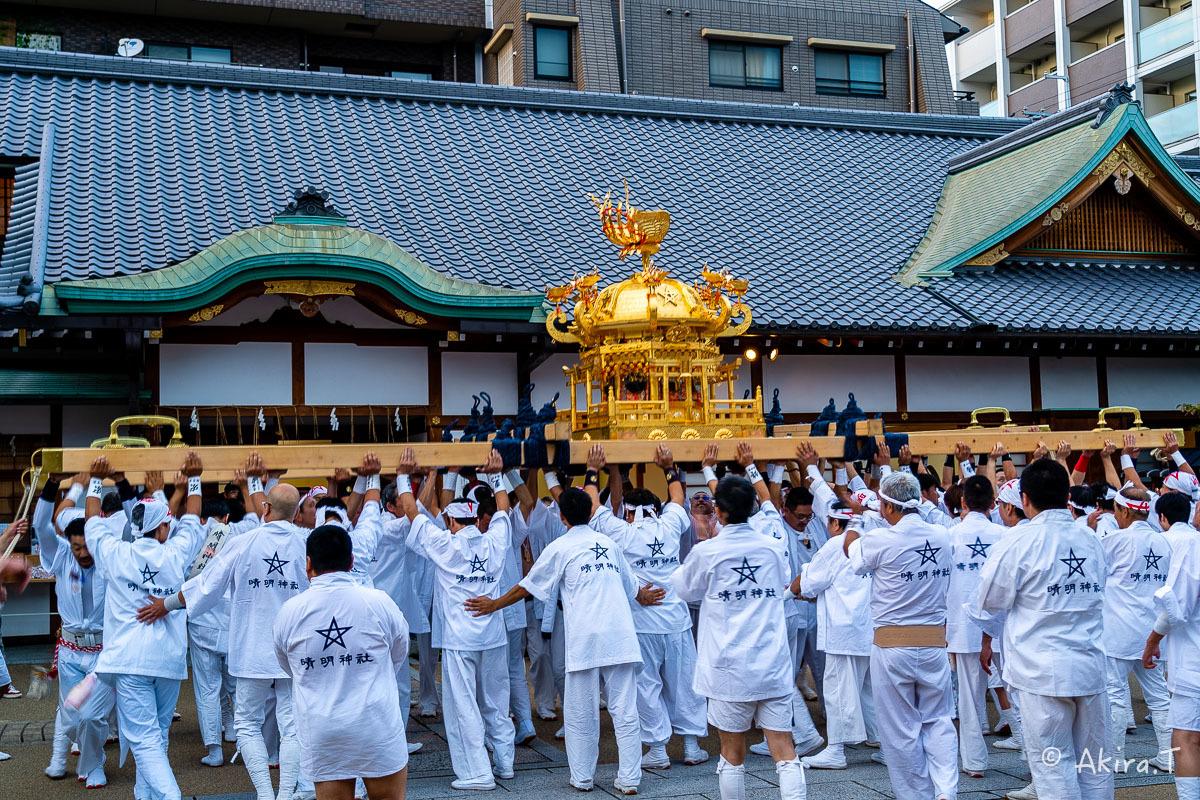晴明神社 神幸祭 -2-_f0152550_21474039.jpg