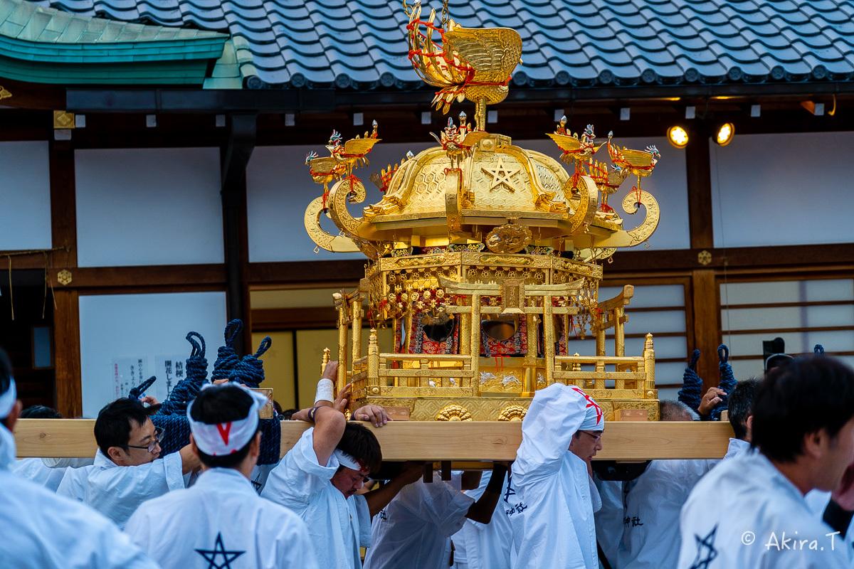 晴明神社 神幸祭 -2-_f0152550_21475331.jpg