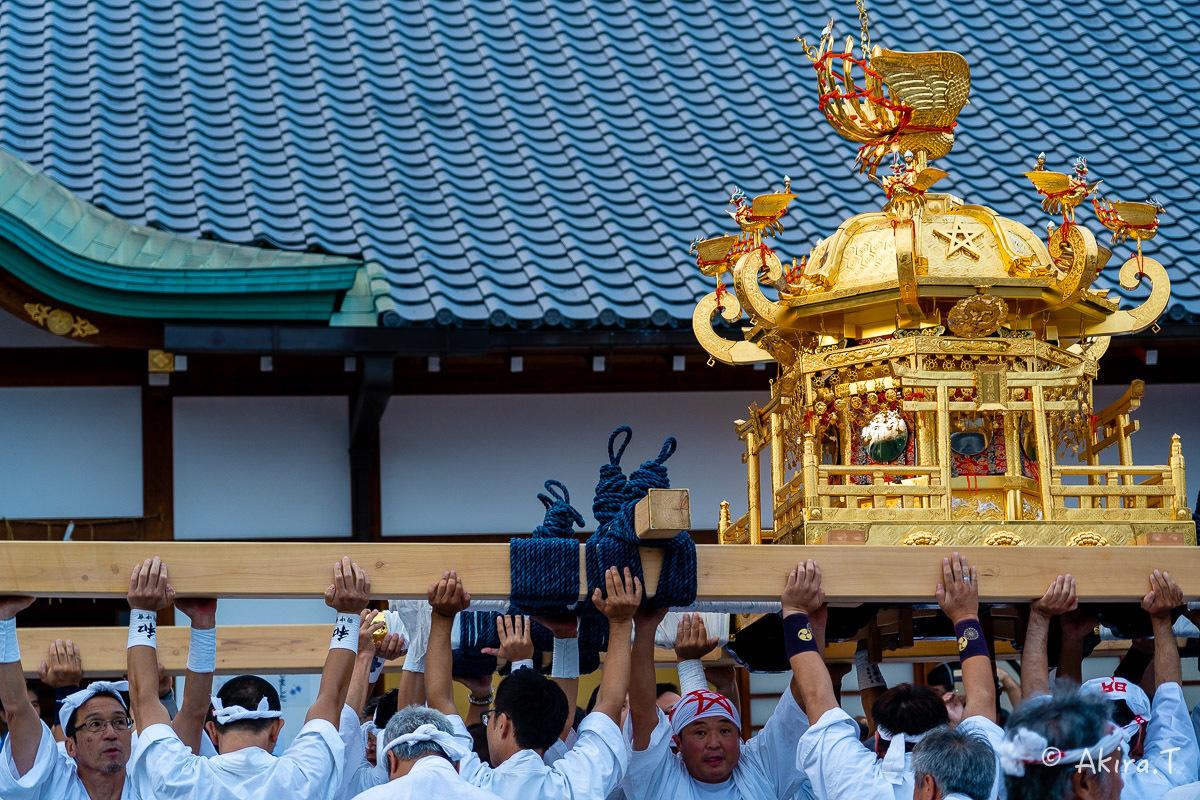 晴明神社 神幸祭 -2-_f0152550_21481027.jpg
